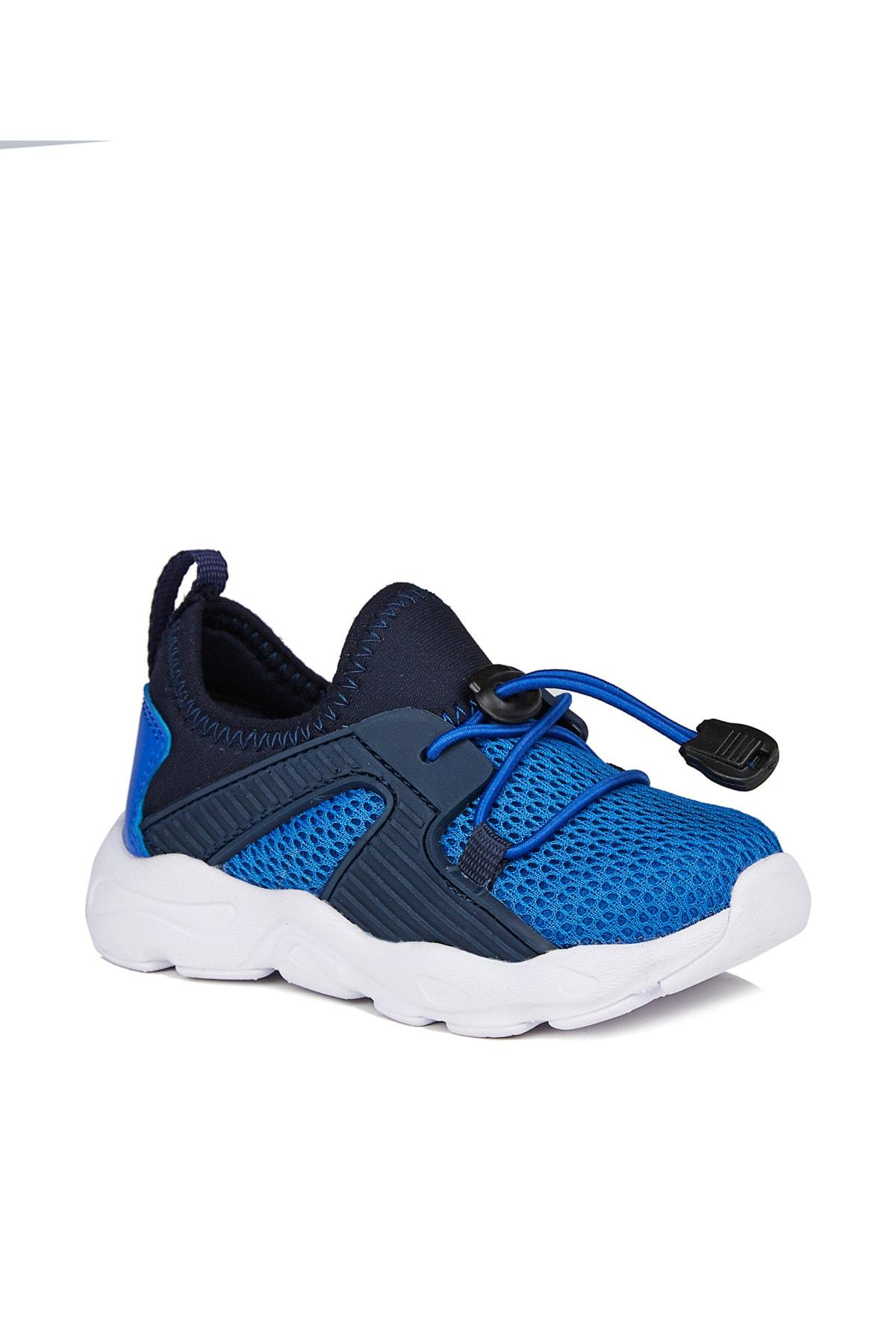 Vicco Joker Erkek Bebe Saks Mavi Spor Ayakkabı 1