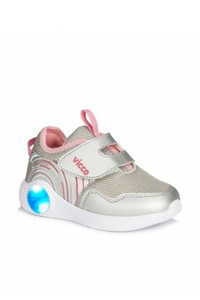Vicco Jojo Kız Çocuk Gümüş Spor Ayakkabı