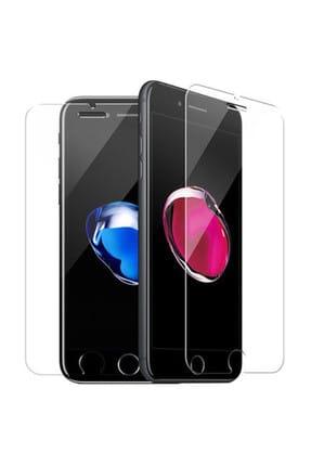 S-LINK Apple iPhone 6 / 6S / 7 / 8 0.3mm 2.5D Cam Ekran Koruyucu Şeffaf