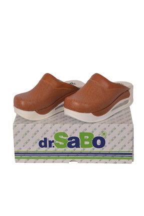 DR SABO Ortopedik Airmax Sabo Terlik Deri