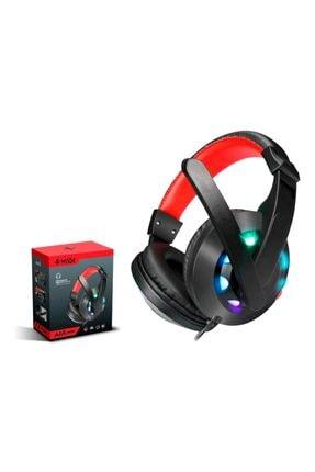 JUNGLEE Gaming Headset Mikrofonlu Usb Kulaküstü Kulaklık A65
