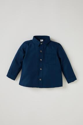 DeFacto Erkek Bebek Cepli Gömlek