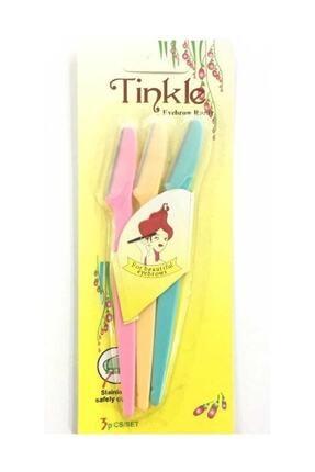 Tinkle Hedy Beauty 3'lü Kaş Usturası
