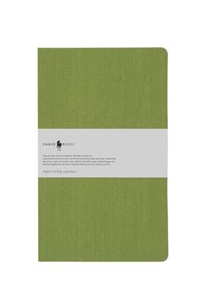 Fabio Ricci 13x21cm Lepidus Fıstık Yeşili Günlük Ajanda 1030 - 2022
