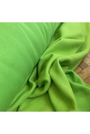 Yeşimm Kumaş Fıstık Yeşili 3 Iplik Şardonlu Penye Kumaş
