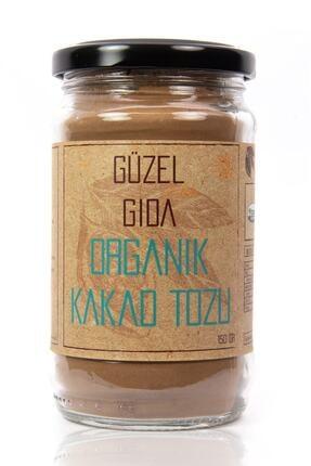 Güzel Gıda Organik Naturel Kakao 150 gr
