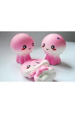 Brother Toys Jumbo Deniz Anası Sukuşi Jellyfish Squishy Yavaş Yükselen Kokulu Sık Bırak