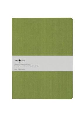 Fabio Ricci 19x25cm Lepidus Fıstık Yeşili Yıllık Planlı Defter 1035 - 2021