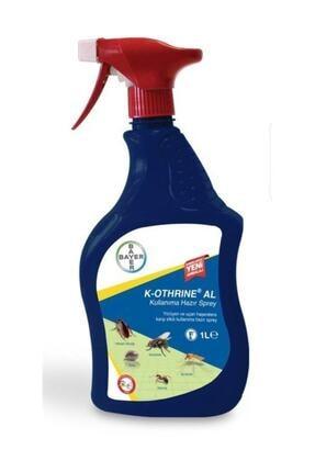 Bayer K-othrine Al 1 L Böcek Ilacı Genel Haşere Ilacı Kullanıma Hazır K-othrine Al Sprey