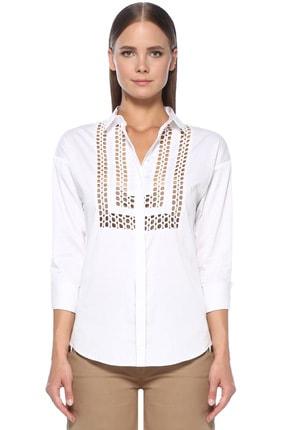 Network Kadın Beyaz Gömlek 1073337