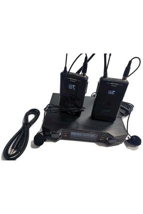Network N-201u Uhf Telsiz Mikrofon (yaka-yaka)
