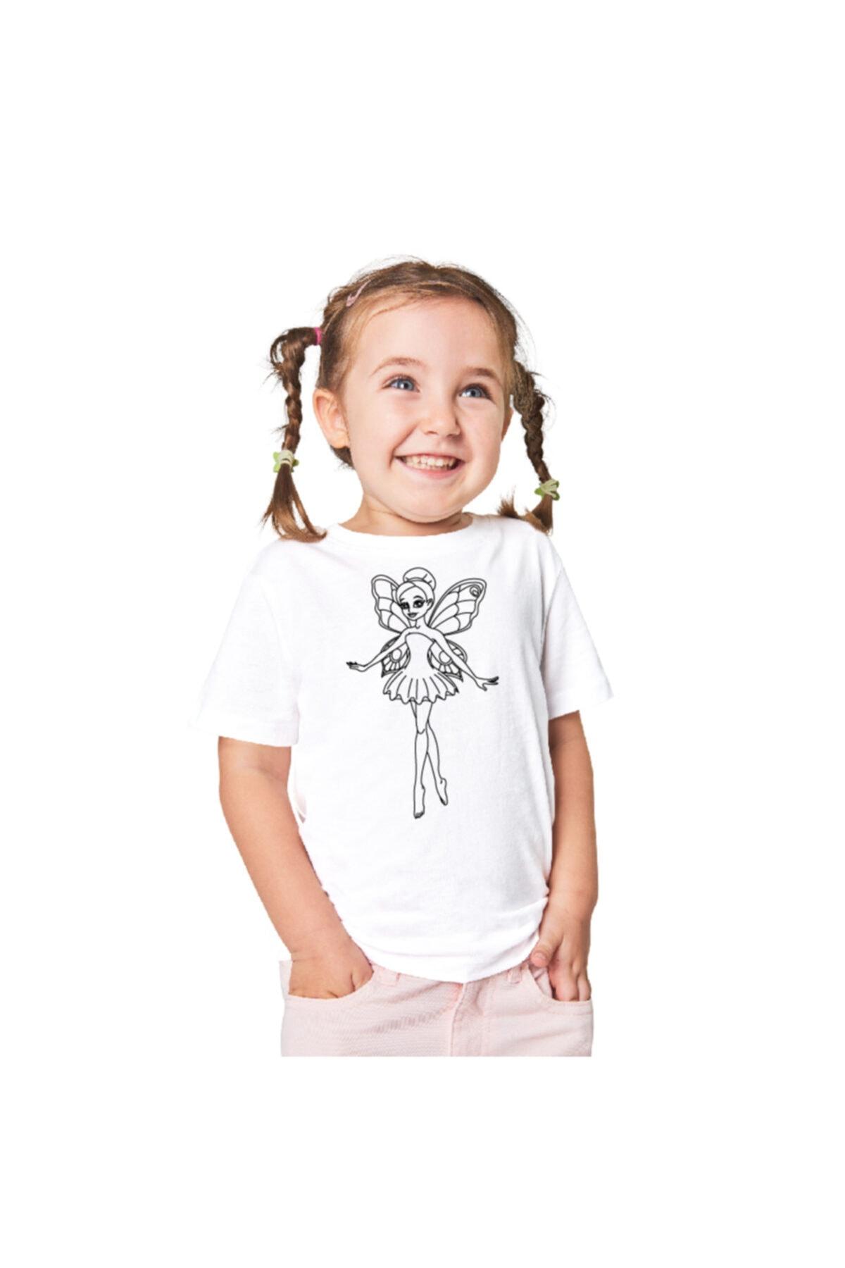 paint-wear Peri Boyama T-shirt 7-8 Yaş 2