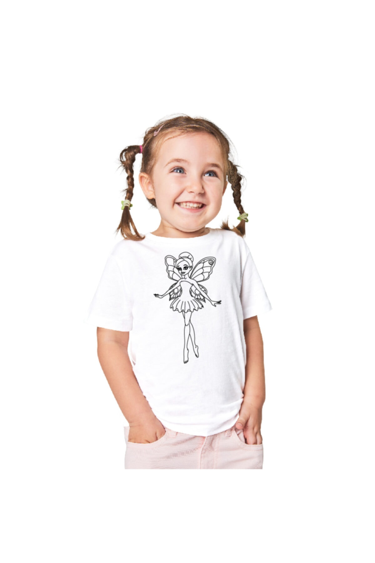 paint-wear Peri Boyama T-shirt 4-6 Yaş 2