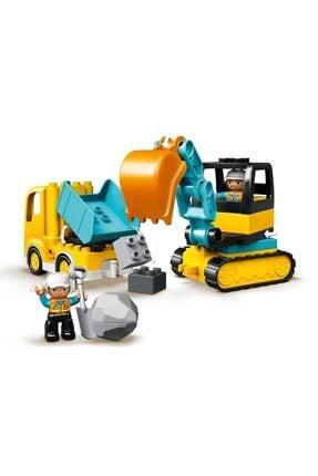 LEGO Duplo Inşaat Arabaları 10931