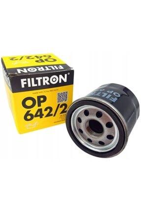 Filtron Op642/2 Renault Clio Iı 1.2 Yağ Filtresi