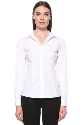Network Kadın Beyaz Gömlek 1076345