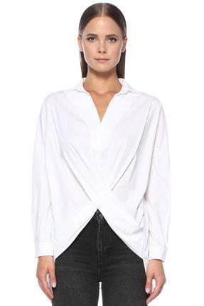 Network Kadın Beyaz Gömlek 1076405