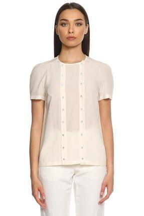 Christopher Kane Kadın Beyaz Bluz