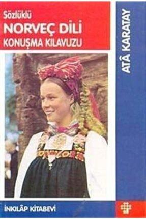 İnkılap Kitabevi Norveç Dili Konuşma Kılavuzu