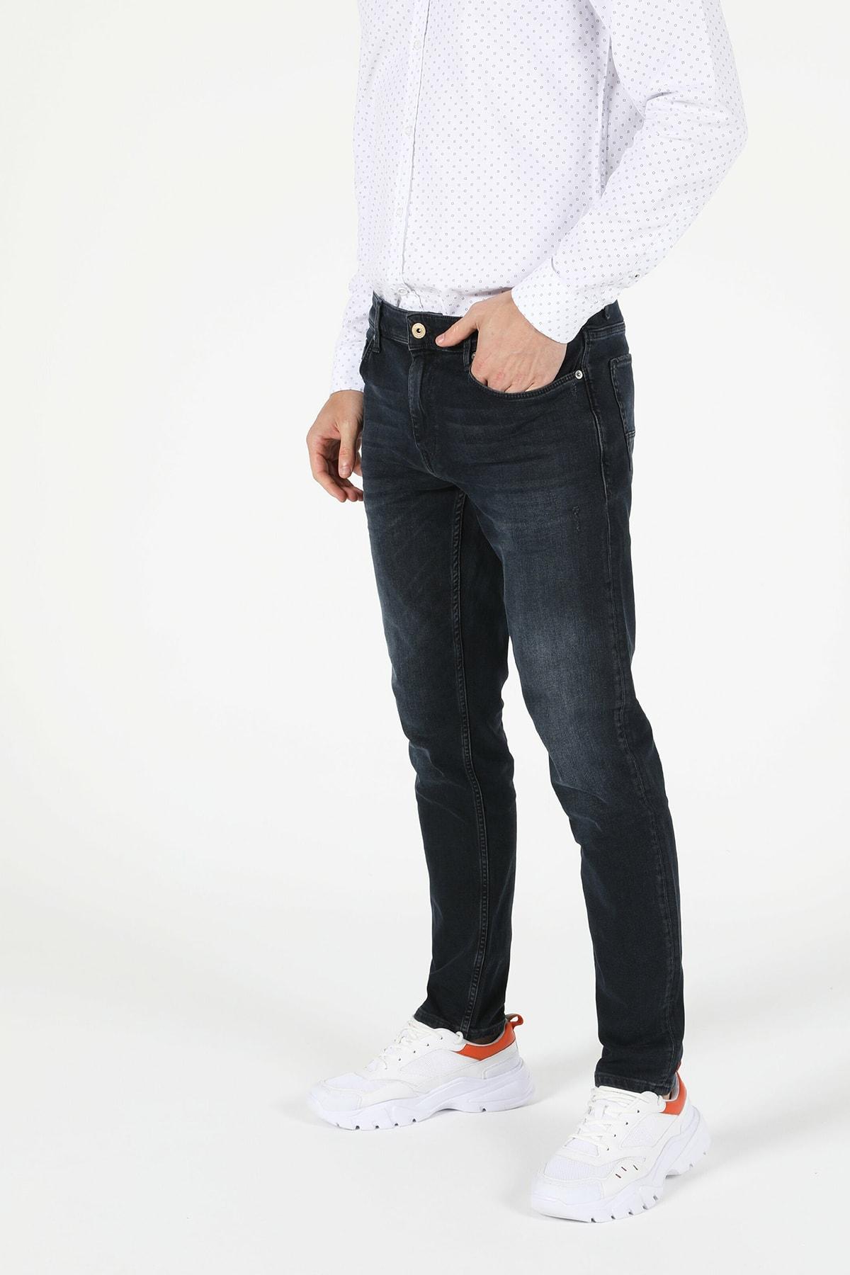 Colin's Koyu Mavi Erkek Pantolon CL1052152