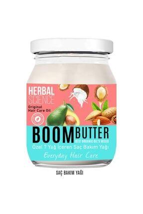 Herbal Science Boom Butter Saç Bakım Yağı 190 ml  8697863681730
