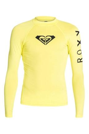 Roxy Çocuk Sarı Uzun Kollu Tişört