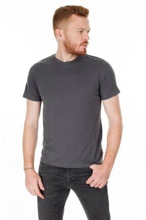 Levi's Erkek Lacivert Bisiklet Yaka T-Shirt 85785
