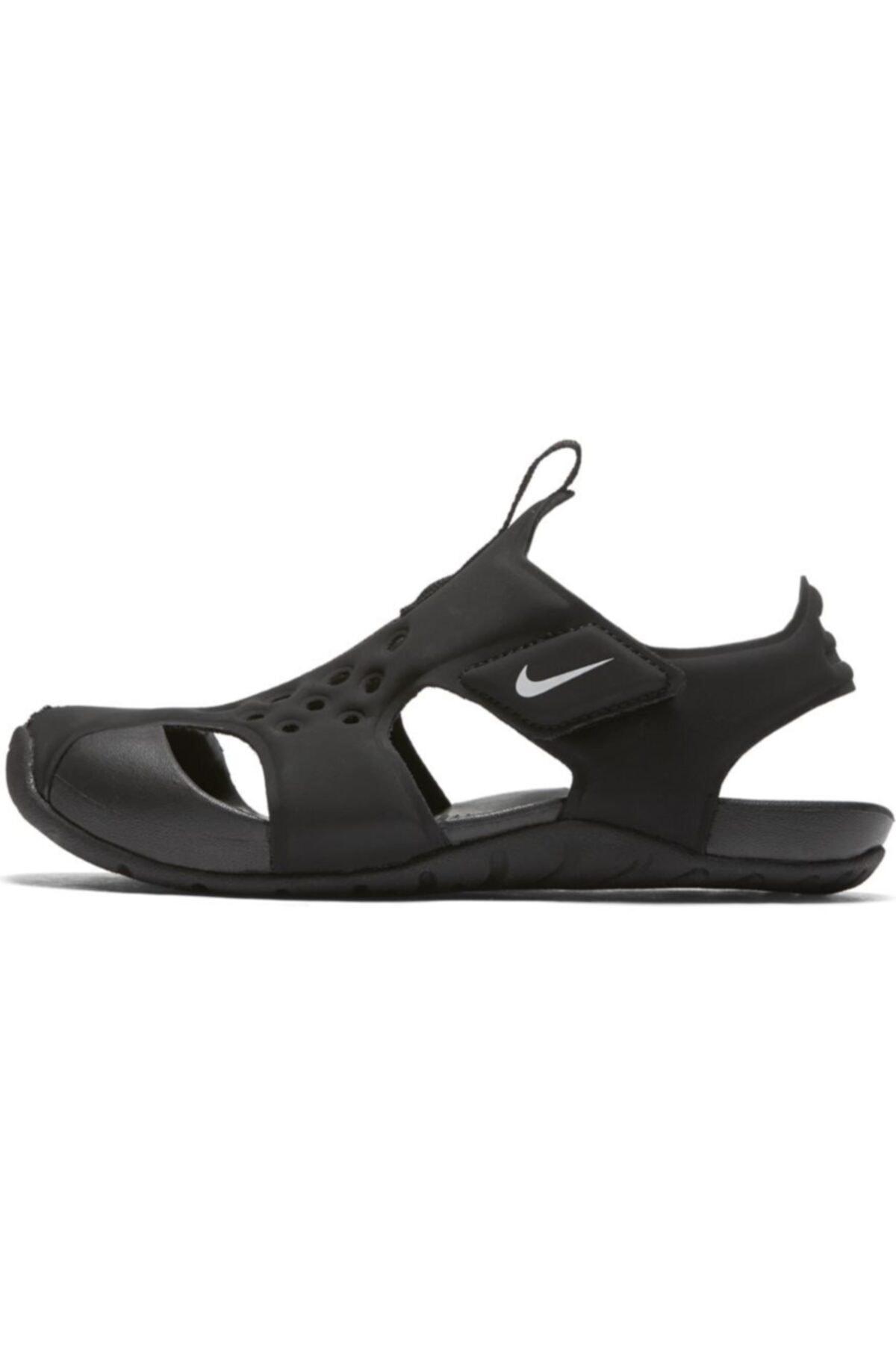 Nike Kids Çocuk Siyah Sandalet 943826-001 1