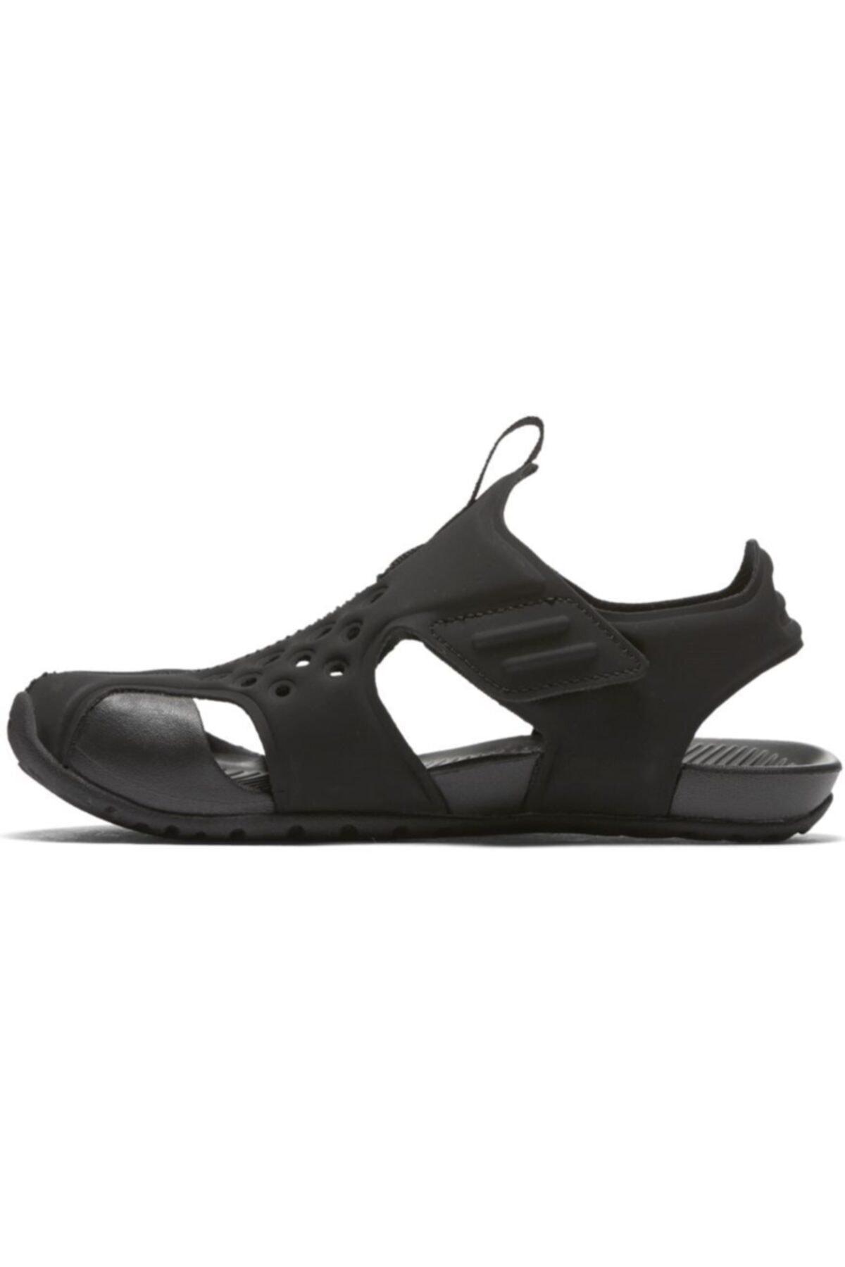 Nike Kids Çocuk Siyah Sandalet 943826-001 2