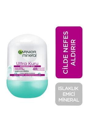 Garnier Minerals Roll On Ultra Kuru Kadın