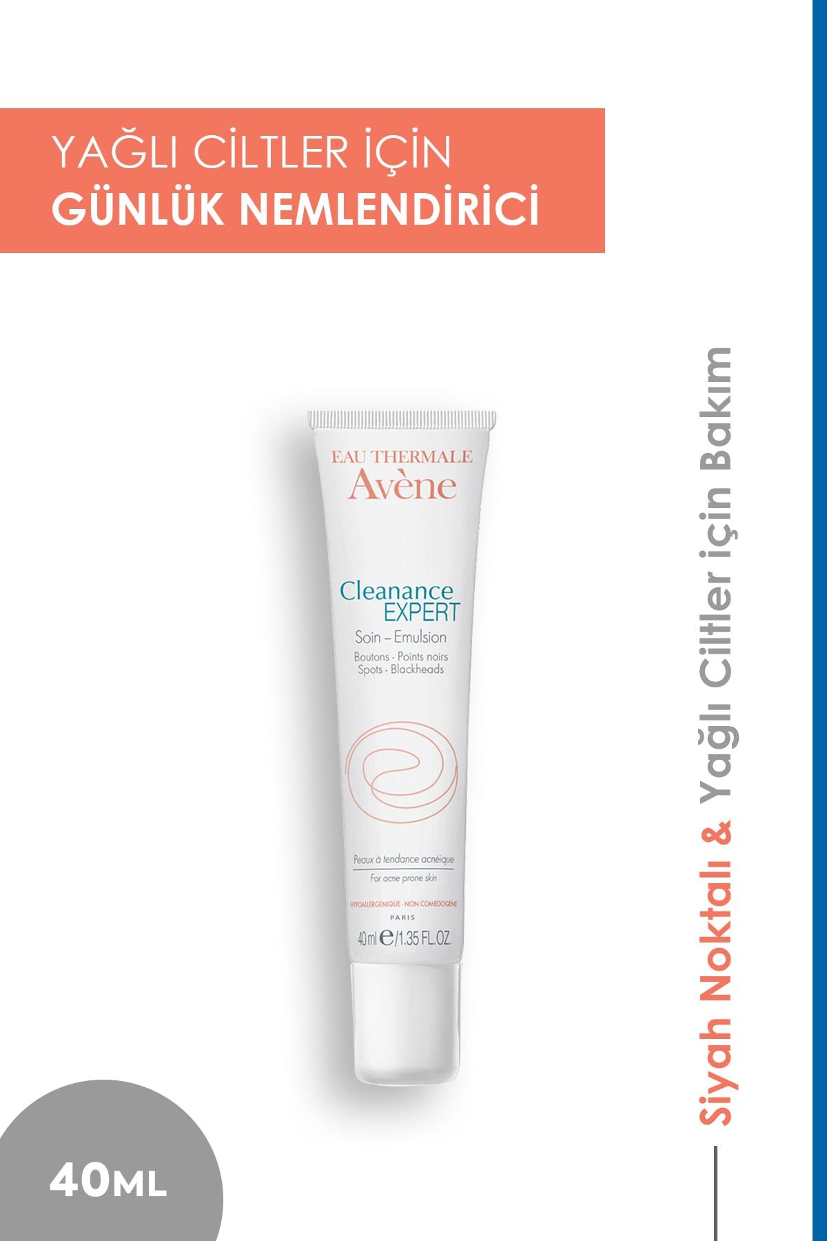 Avene Cleanance Expert Emulsion - Akneli Ciltler Için Bakım Kremi 40ml 1