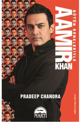 Martı Yayınları Bütün Renkleriyle Aamir Khan (kitap)