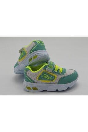 Dolphin Unisex Çocuk Yeşil Sneaker Dp-0051