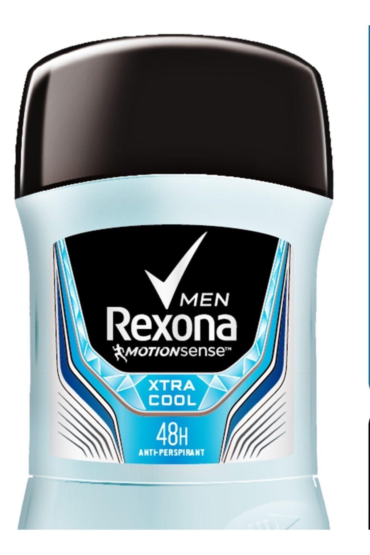 Rexona Stick Men Invisible Extra Cool  Edp 50 ml Erkek Deodorant 869063787 1
