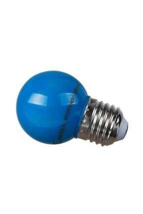 MAKEL 1w Gece Lambası Ampul - Mavi Renk