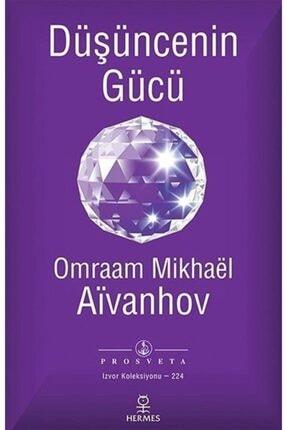 İthaki Yayınları Düşüncenin Gücü - Omraam Mikhael Aivanhov 9789756130803