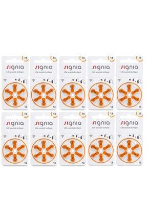 Signia 13 Numara Işitme Cihazı Pili (60lı)
