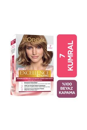 L'Oreal Paris Saç Boyası - Excellence Creme 7 Kumral 8690595357157