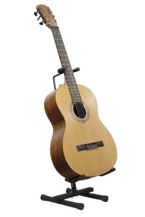 Presto Prs-02 Gitar Sehpası - Standı Siyah Renk