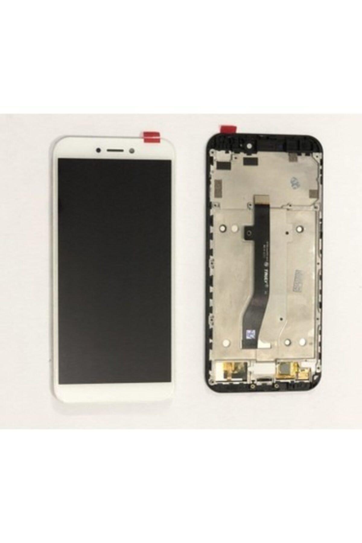 General Mobile Gm8 Go  Dokunmatik Full  Beyaz Lcd Ekran 1