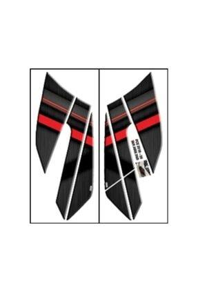 Gogo Honda Pcx Yan Ayak Pad Set 8 Parça ( 2018-2019-2020 Modellere Uyumlu )