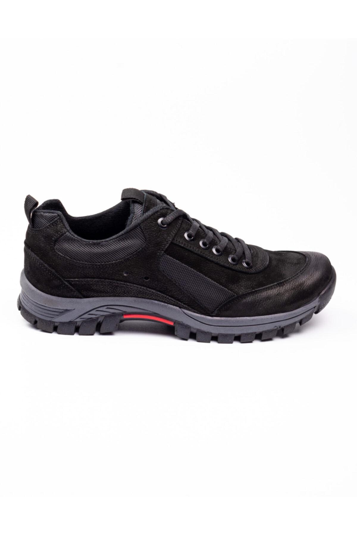 Bulldozer Siyah Erkek Outdoor Ayakkabı Siyah-44 200130 2