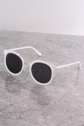 Polo55 Pl21kg030r06 Beyaz Güneş Gözlüğü