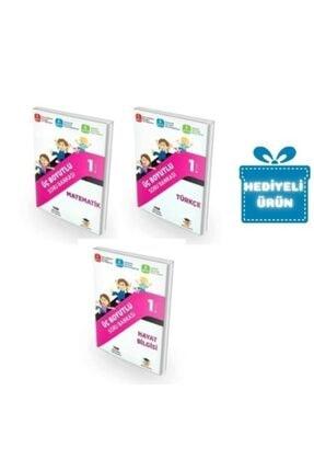 Zeka Küpü Yayınları Zeka Küpü 1.sınıf 3 Boyutlu Soru Bankası Seti