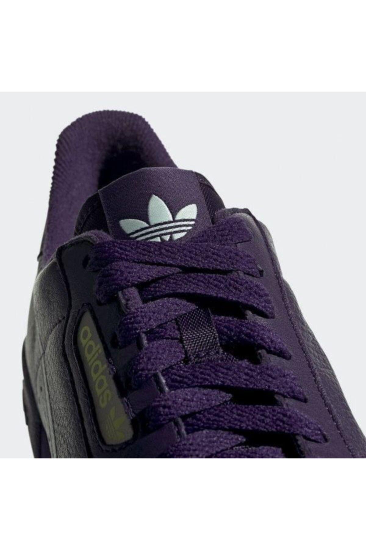 adidas Kadın Siyah Continental Ayakkabı 80 W 2