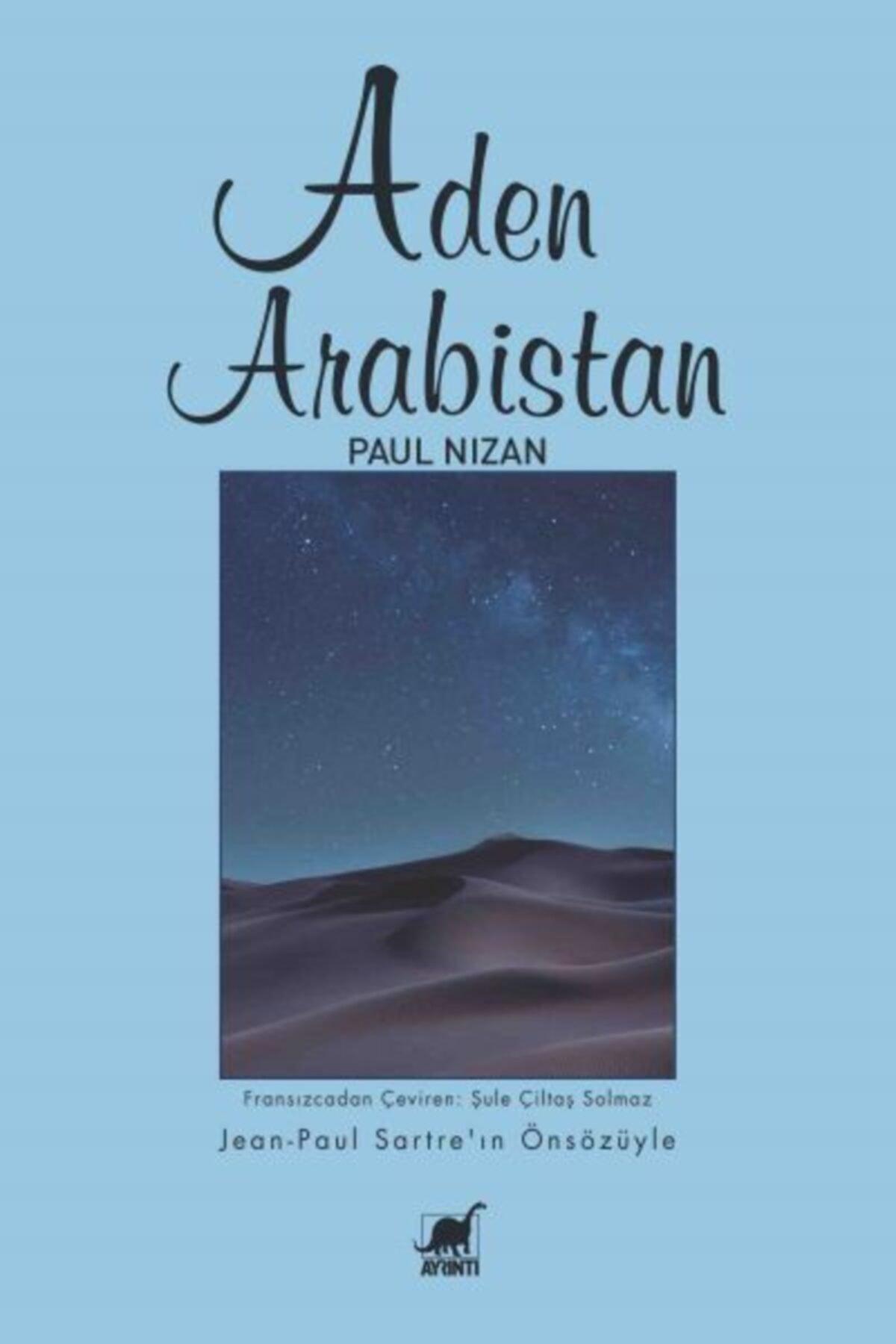 Ayrıntı Yayınları Aden Arabistan 1