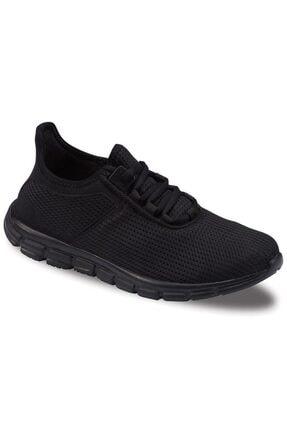 Jump Erkek Siyah Günlük  Spor Ayakkabı