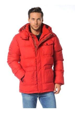 WRANGLER Erkek Kırmızı Mont