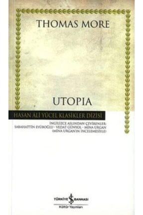 İş Bankası Kültür Yayınları Utopia