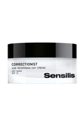 sensilis Sensılıs Kuru Ciltler Için Nemlendirici Krem Spf15 - Correctionist Day Cream 50 Ml